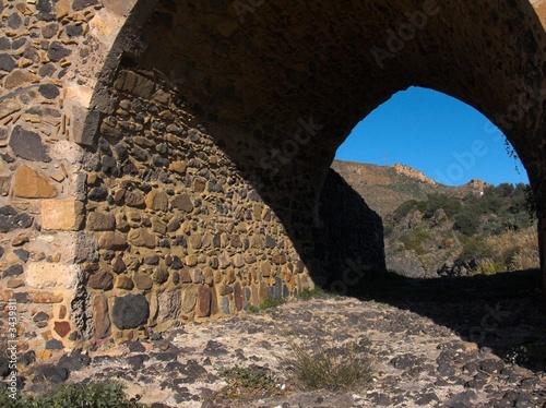Obraz na plátně ponte dei saraceni