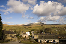 Pen Y Ghent Hill , Horton In Ribblesdale