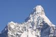 canvas print picture - ama dablam – der heilige berg aus nepal