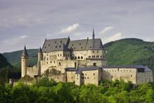 Castle At Vianden