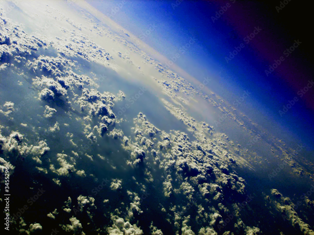 the earth outerspace: dawn of dreams