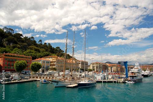 Fotografía  nice port