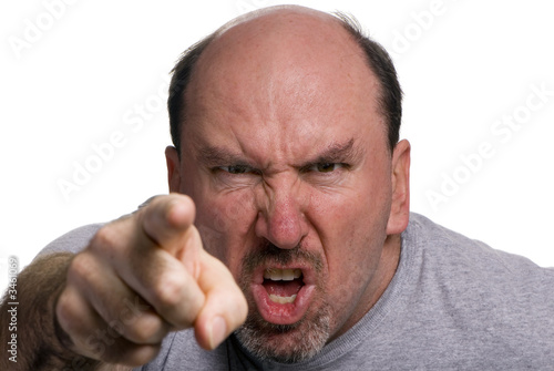 Fotografía  anger