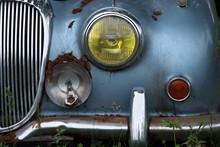 Old Car (face)