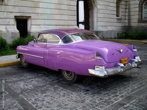 Fotografie, Obraz  voiture au capitole