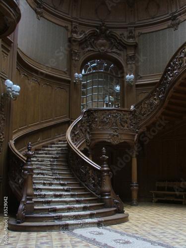 In de dag Trappen stairs