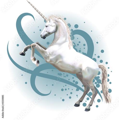 Foto-Lamellen (Lamellen ohne Schiene) - unicorn (von Christos Georghiou)