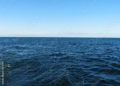 Staande foto Zee / Oceaan open ocean