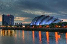 Glasgow 'Armadillo'