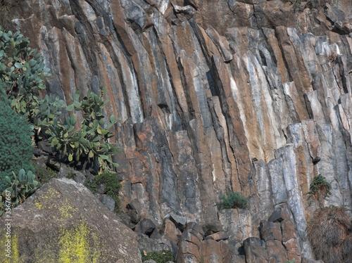basalto colonnare Tapéta, Fotótapéta