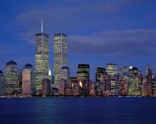 New-York City And World Center...