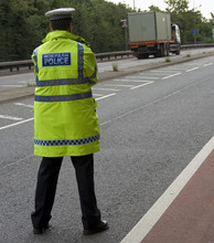 Traffic Police Officer