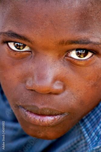 Valokuva  African boy