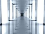 Fototapeta Perspektywa 3d - Durchgang