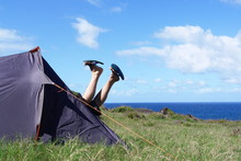 Joie Du Camping : Toile De Ten...