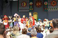Carnival In Tsarskoe Selo