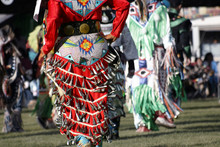 Eastern Shoshone Powwow Jingle Dress
