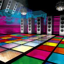 Future Disco -dance Floor-