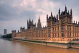 Londyn - budynki parlamentu