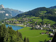a small vallage in Switzerland