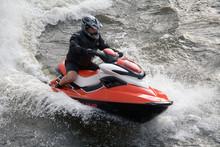 Watersports - Rushing Jet Bike