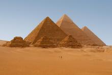 Panaromic View Of Six Egyptian...