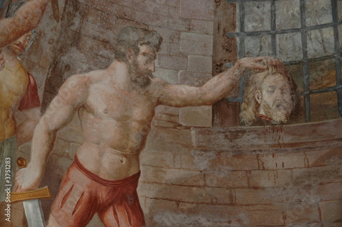 Obraz na plátně San Giovanni decollato