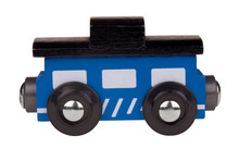 Caboose Train Toy