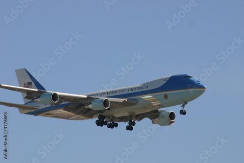 Fotografia  Air Force One