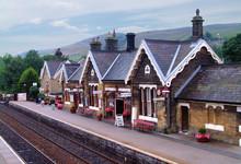 Settle Railway Station