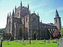 Dunfermline Abbey, Fife, Scotland
