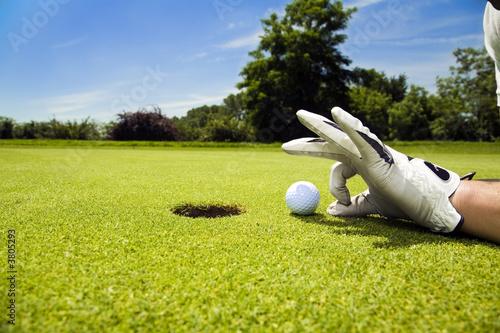 Valokuva  Golf club