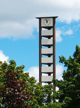 Clock Tower That Doubles As A ...