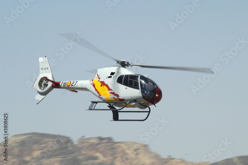 Staande foto Helicopter patrulla aspa-414