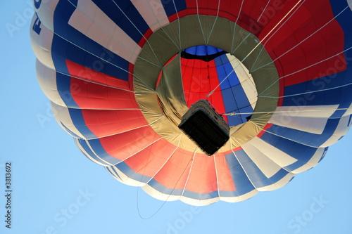Spoed Foto op Canvas Luchtsport hot-air balloon 2