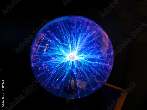 Fotografía  Plasma ball