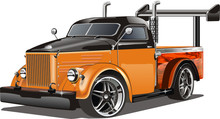 Hot Rod Gaz-51