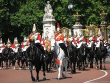London, Horse Guards Parade