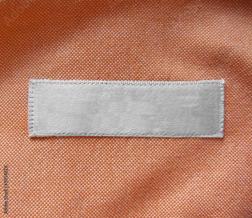 Obraz na plátně etichetta camicia