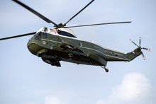 The Sikorsky VH-3D, The Primary US Presidential Helicopter.