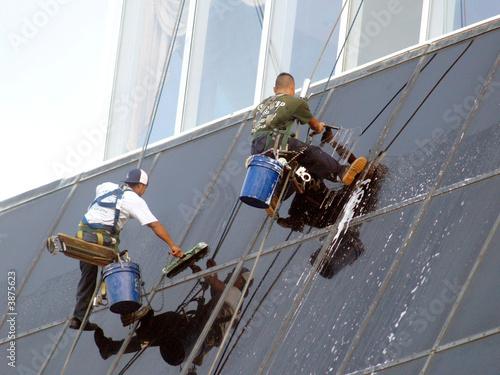 Foto op Aluminium Zeilen WINDOW VIEW