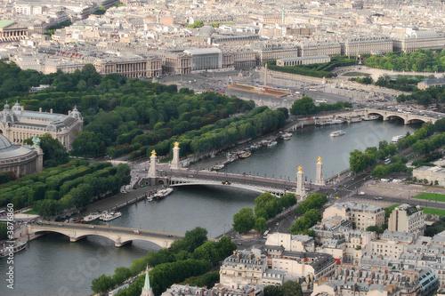 Foto op Aluminium Paris #2.
