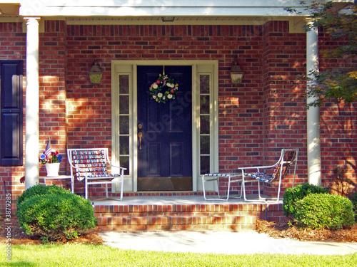 Fotografie, Obraz  front porch
