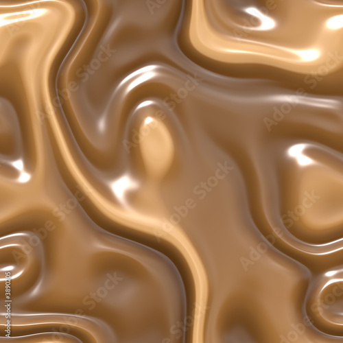 Recess Fitting Buddha a large background of nice milk and dark chocolate