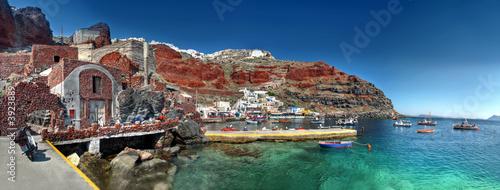 Fototapeta Santorini obraz