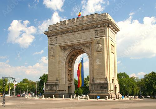 Photo Triumphal Arch