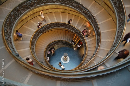 Photo Stands Stairs Rampa elicoidale