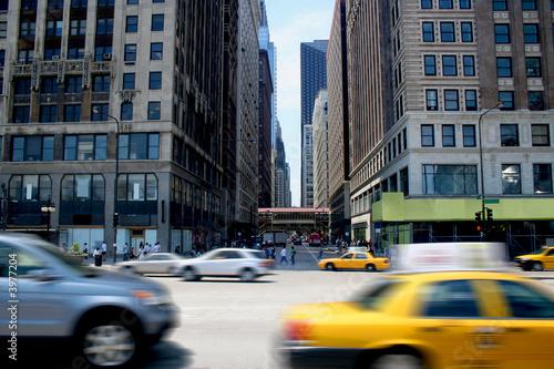 Fototapety, obrazy: Busy City