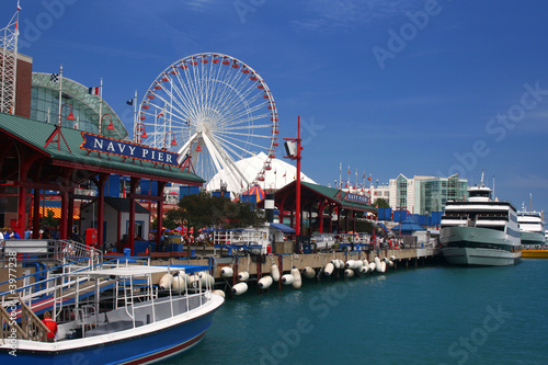 Photo  Navy Pier, Chicago