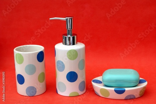 Strange Bathroom Accessories Bottle Cup Tablet Of Soap On Dish Download Free Architecture Designs Rallybritishbridgeorg